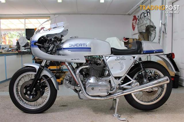 Ducati 750SS for sale in Coffs Harbour NSW | Ducati 750SS