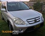 2005 HONDA CR-V (4x4) SPORT 2005 UPGRADE 4D WAGON