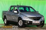 2011  SsangYong Actyon Sports   Utility