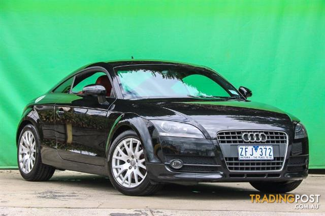 2008 audi tt coupe for sale in ringwood vic 2008 audi tt coupe. Black Bedroom Furniture Sets. Home Design Ideas