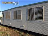 Used 9.6m x 7m Portable Building
