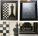 Wall Hanging Chess Pieces Queen