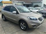 2012 Renault Koleos Bose Special Edition H45 Phase II Wagon