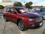 2013 Jeep Compass Limited MK MY14 Wagon