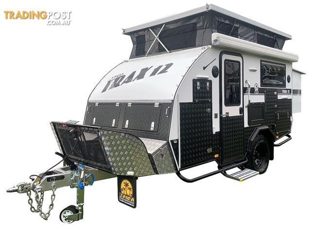 TRAX-12-White-Series-JAWA-Off-road-Hybrid-Caravan-Dinnette-Bunk-Ensuite-CTOY-WINNER
