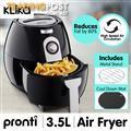 Pronti Air Fryer Cooker 3.5L HF-858 - Black