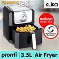 Pronti Air Fryer Cooker 3.5L HF-888 - Black
