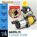 4 stage High Pressure Auto Water Pump