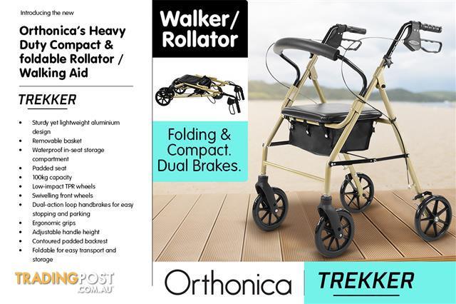 Klika Orthonica Walking Aid Walker Rollator Frame for sale in ...