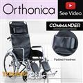 Orthonica Recliner Wheelchair - Commander