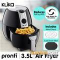 Pronti Air Fryer Cooker 3.5L HF-989 - Black
