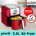 Pronti Air Fryer Cooker 3.5L HF-888 - Red
