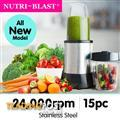 Nutri Blast Blender 15 Piece Set