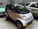 2007 SMART FORTWO COUPE 2D COUPE