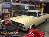 HOLDEN HR IMMACULATE UTE BEST IN AUSTRALIA AUTOMATIC TIME CAPSULE.