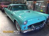 1955 FORD THUNDERBIRD CONVERTIBLE ONLY 2 OWNERS!!