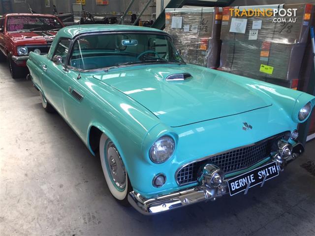 1955 ford thunderbird for sale australia