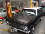 1966 HR WAGON SPECIAL 186 ! GOOD STRONG RELIABLE CLASSIC