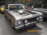 1971 FORD FALCON XW GT THEMED SILVER FOX 4.9 V8 AUTO