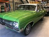 1966 HR PREMIER FINISHED IN GLEAMING SPEARMINT METALLIC AND TRIM WOW !