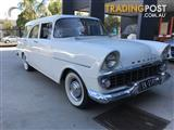 1962 HOLDEN EK STATION SEDAN RUST FREE AND VERY RARE!