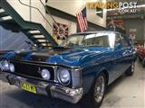 1970 FORD FAIRMONT  GT THEMED 351 V8 5 SPEED !! IMMACULATE RUST FREE BODY !