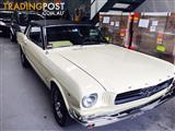 1966 FORD MUSTANG C CODE MATCHING NUMBERS IMMACULATE FOR AGE