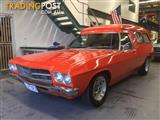 1971 HQHOLDEN PANEL VAN RARE 308 AWESOME!!