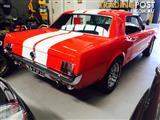 1965 ford mustang A CODE   IMMACULATE ORDER