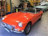 1963 MGB CONVERTIBLE IN GLEAMING CONDITION RWC AND 4000 SPENT RECENTLY