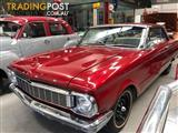1966 FORD XP COUPE DELUXE AUTOMATIC 250 2V STUNNING CONDITION.