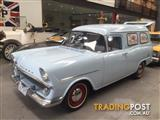 1962 HOLDEN FB PANEL VAN ! RARE !!  RUST FREE  WOW