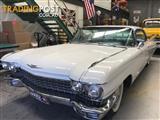 1960 CADILLAC COUPE DE VILLE 390 V8 AUTO RARE!!