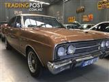 1968 1 OWNER FORD ZB FAIRLANE 302 V8 COLLECTORS CAR