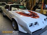 1979 PONTIAC TRANS AM SMOKEY AND THE BANDIT WHITE RARE!!