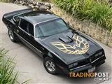 1978 PONTIAC TRANS AM SMOKEY AND THE BANDIT RHD RARE!!