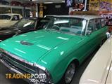 FORD XM WAGON V8  1964 IMMACULATE