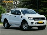 2013 Ford Ranger XL Double Cab PX Utility