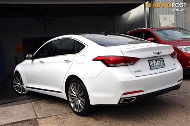 2016 Hyundai Genesis Ultimate Pack Dh Sedan For Sale In