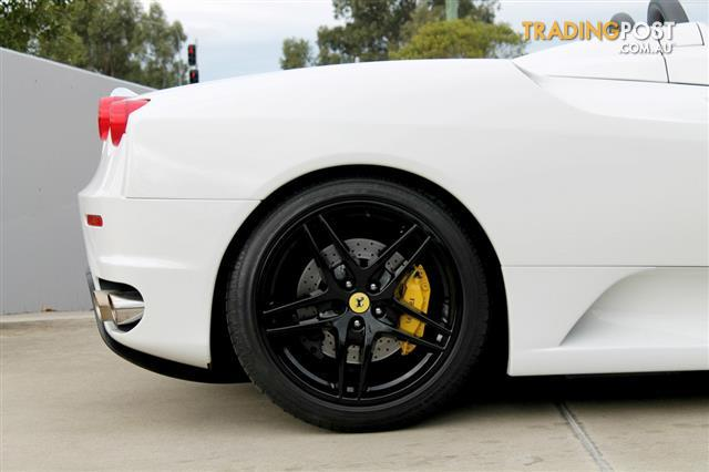 2005 Ferrari F430 Spider 2d Convertible For Sale In