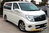 2007 NISSAN ELGRAND HIGHWAY STAR E51 WAGON