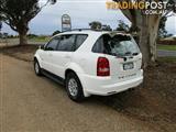 2008 Ssangyong Rexton II RX270 XDI (7 Seat) Y200 MY08 Wagon