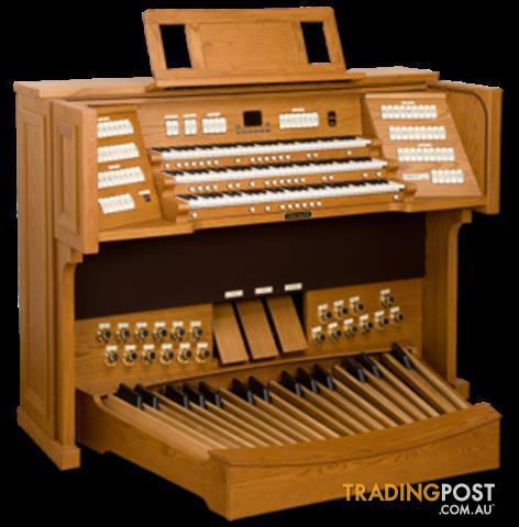 Organ For Sale >> Church Organ Unico Physis By Viscount