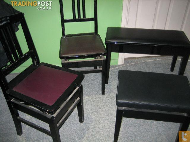 Piano Bench 39 S Stools For Sale In Villawood Nsw Piano Bench 39 S Stools