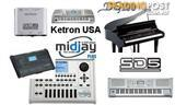 KETRON DIGITAL PIANOS