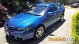 2004 HONDA ACCORD EURO LUXURY 4D SEDAN