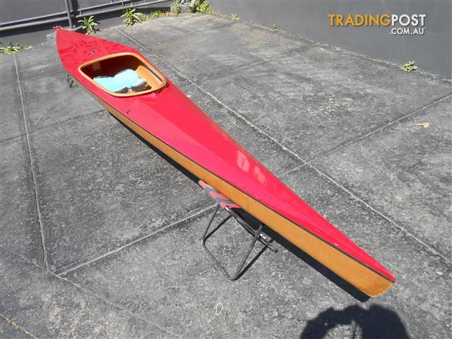 KAYAK : COMPETITION VIPER TK1