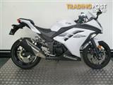 2017 Kawasaki Ninja 300 300CC  Sports