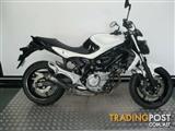 2011 Suzuki Gladius Learner Approved 650CC  Sports