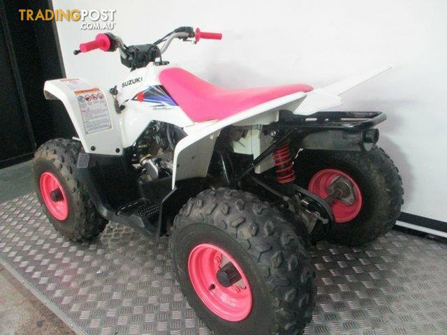 Suzuki Quad For Sale Qld